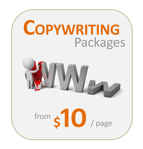 Copywriting Packages