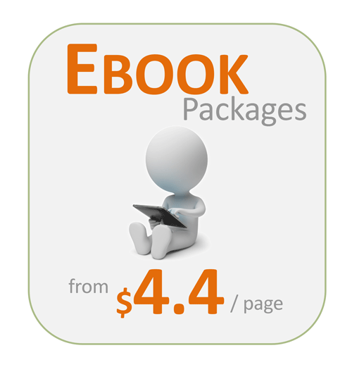 Ebook Writing Packages