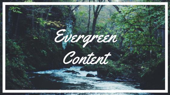 EvergreenContent
