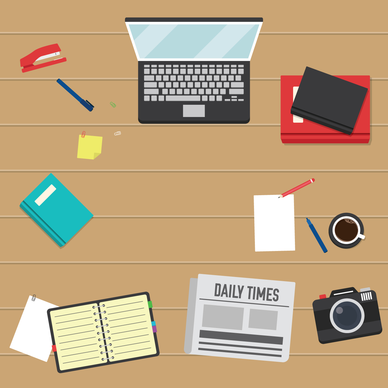 Blogging content plan 2017